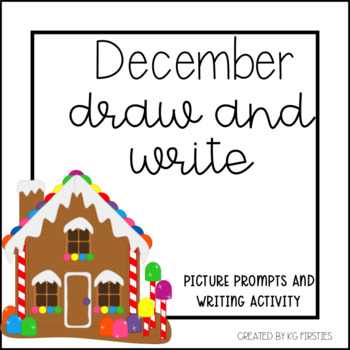 December Draw and Write