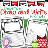 December Draw and Write Prompts