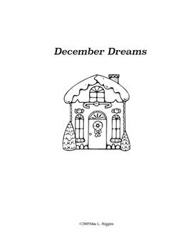 December Dreams: An elementary rhyming multi cultural holiday concert script