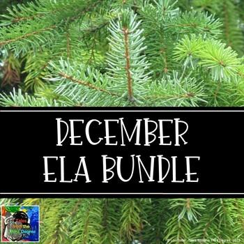 December ELA Bundle