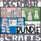 ELA Craftivity Bundle December