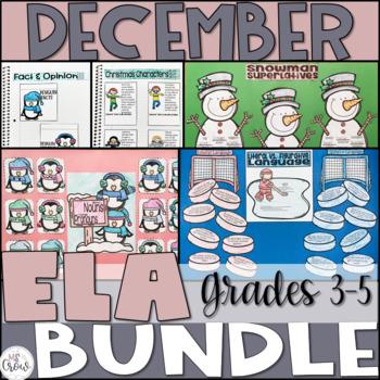 December ELA MEGA Bundle