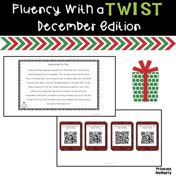 December  Edition Fluency With a Twist