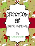 December Elf Journal & Advent