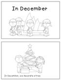December Emergent Reader