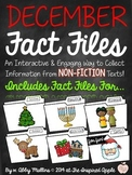 December Fact Files: Collecting Information from Non-Fiction Text