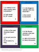 December Facts & Trivia Task Card Activity