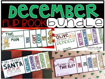 December Flip Book Bundle