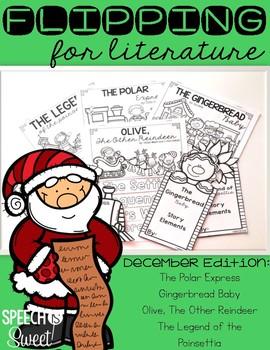 December: Flipping for Literature