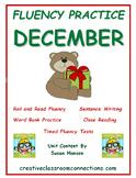 Fluency Activities: December