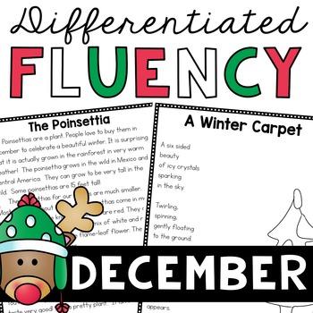 Fluency Passages (December)