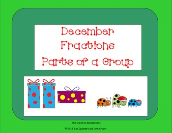 December Fractions Part of a Group