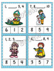 December/Christmas Math and Literacy Games