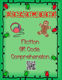 December- Gingerbread & Christmas - Fiction QR Code Comprehension