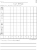 December Graph and Tally Poster Set: December Pictures
