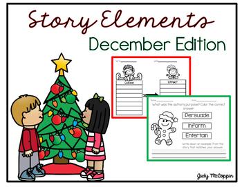 December Graphic Organizers
