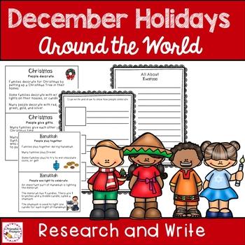 December Holiday Celebrations