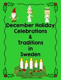 December Holiday Celebrations and Traditions in Sweden