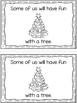 December Holiday Fun! A mini sight word reader