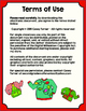 December Holiday Math Printables Freebie