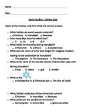 December Holiday Quiz