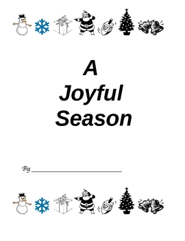 December Holiday and Five Senses book