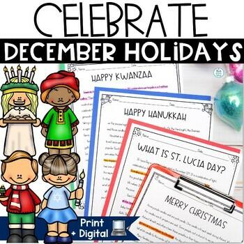 December Holidays Non Fiction