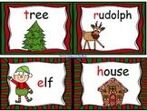 December Holidays: Beginning Sounds Edition