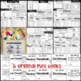 Winter Holidays BUNDLE Guided Reading with a Purpose Similarities & Differences