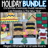 Winter Holidays BUNDLE Guided Reading with a Purpose Simil