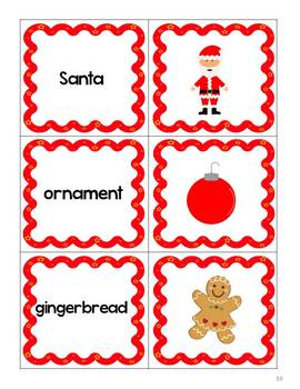 December Holidays ELA CCSS Activities Packet : 1-2