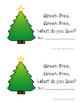 December Holidays Emergent Readers!
