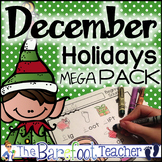 Christmas and December Holidays MEGA Pack