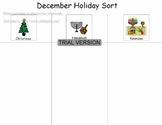 December Holidays mini-unit