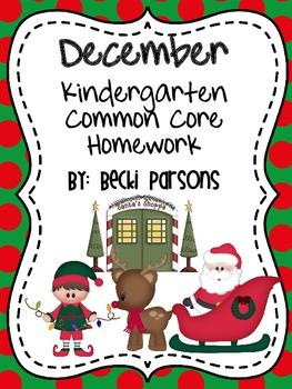 December Homework