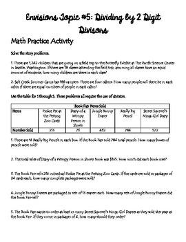 Homework Packet 10