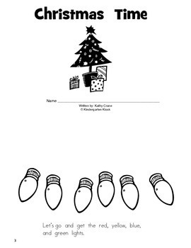 December Homework Packet: 1st Grade