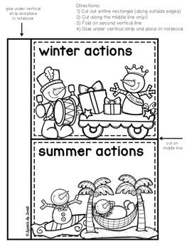 December Interactive Language Notebook