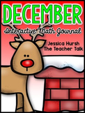 December Interactive Math Journal