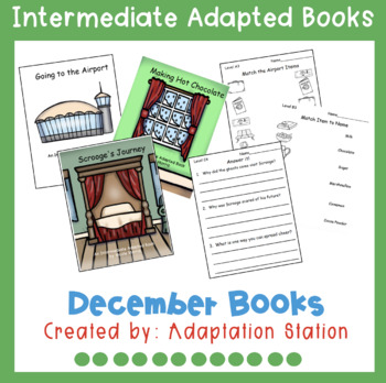December Intermediate Adapted Books