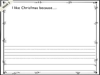 Monthly Journals: December