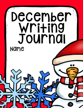 December Writing Journal Prompts for Beginner Writers