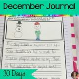 December Journal Writing