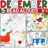 December K-1 Bundle: Interactive Read-Aloud Lesson Plans C