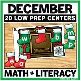 Kindergarten Centers for December