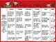 December Kindergarten Homework Calendar *Common Core Aligned*