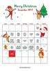 December Kindness Calendar