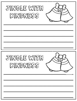December Kindness Notes