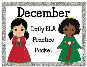 December Language Activities