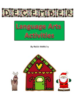 December Language Arts Activities